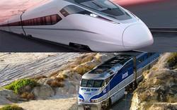 So găng tàu cao tốc: Hàng Trung Quốc cho đồ Mỹ hít bụi