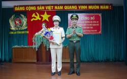Kon Tum có nữ Phó giám đốc công an tỉnh