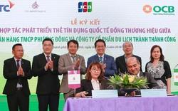 Thành Thành Công hợp tác triển khai thẻ tín dụng quốc tế đồng thương hiệu OCB TTC Hospitality JCB Platinum