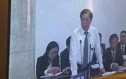 Luật sư đề nghị tuyên ông Đinh La Thăng không cố ý làm trái và hủy quyết định của NHNN mua 0 đồng OceanBank