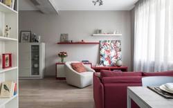 Mê mẩn với căn hộ 65m2 thiết kế ấn tượng