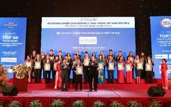 Malloca Việt Nam nhận giải thưởng Top 500 DN tăng trưởng nhanh nhất VN 2018