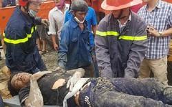 Sập công trình xây dựng, 7 công nhân bị vùi lấp trong đống bê tông
