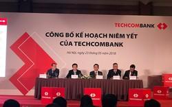 """Sau niêm yết, cổ đông Techcombank sẽ """"ngập"""" trong cổ tức với tỷ lệ 200%"""