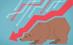 """Khối ngoại tiếp tục """"xả hàng"""" hơn 500 tỷ đồng, thị trường chìm trong biển lửa phiên cuối tuần"""