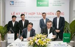Công ty Cổ phần Gỗ An Cường ký kết hợp tác chiến lược với Tập đoàn Schneider Electric