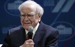 Warren Buffett vừa bỏ thêm 3,4 tỷ USD làm từ thiện
