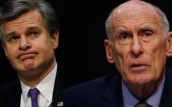 Hai quan chức tình báo hàng đầu của Mỹ nghĩ tới việc từ chức, sự hối hận của Tổng thống Trump đã muộn màng?