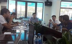 Chủ đầu tư Mon City làm việc với các nhà thầu để giải quyết vướng mắc cho cư dân
