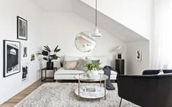 10 ý tưởng biến hóa phòng khách rộng không ngờ