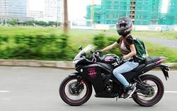 Bỏ quy định giấy phép nhập khẩu tự động xe máy 175 cm3 trở lên