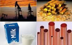 Thị trường ngày 20/9: Giá dầu tiếp tục tăng gần 2%, giá sữa toàn cầu thấp nhất gần 2 năm