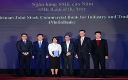 Vietinbank được The Asian Banker trao giải ngân hàng SME của năm