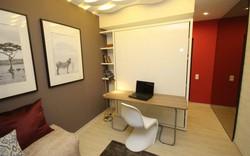 Căn phòng13m2 biến hóa thoải mái, tiện nghi cho cuộc sống của một gia đình trẻ