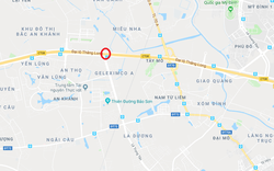 Hàng chục nghìn người dân Nam An Khánh vui mừng khôn siết khi nút giao vành đai 3,5 - Đại lộ Thăng Long chuẩn bị được xây dựng