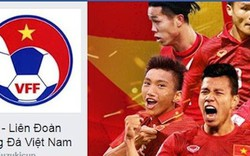 "Giả mạo VFF lập fanpage ""tặng vé"" xem trận Việt Nam vs Philippines"