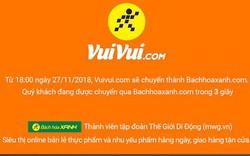 """Ông Nguyễn Đức Tài """"ngậm ngùi"""" đóng cửa VuiVui.com dù từng tuyên bố sẽ vượt cả TGDĐ và Điện Máy Xanh, chiến trường TMĐT quả thật quá khốc liệt!"""