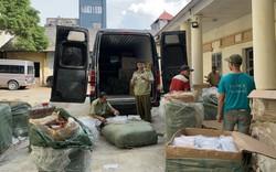 Thu giữ hàng trăm kính thời trang giả nhãn hiệu Channel tại Lạng Sơn