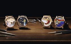 """Hong Kong, """"khách sộp"""" quyết định vẻ ngoài đồng hồ Thụy Sỹ"""