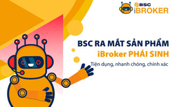 Ngày 1/7/2019, BSC chính thức ra mắt dịch vụ iBroker Phái sinh