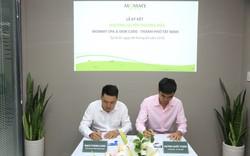 Lễ ký kết nhượng quyền thương hiệu Mommy Spa & Skin Care với đối tác tại TP. Tây Ninh – Tỉnh Tây Ninh