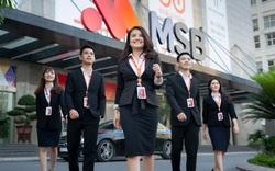 Global Finance: MSB là 1 trong 30 ngân hàng tốt nhất châu Á-Thái Bình Dương