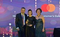SCB đạt 03 giải thưởng về doanh số thẻ tín dụng của MasterCard và Visa