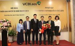 Vietcombank Lào đặt mục tiêu vào top 3 về quy mô và hiệu quả hoạt động tại Lào