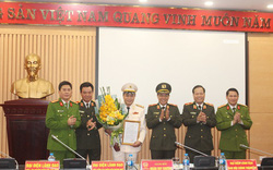 Bổ nhiệm Thủ trưởng Cơ quan Cảnh sát điều tra – CATP Hà Nội