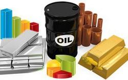 Thị trường ngày 22/1: Giá dầu, vàng quay đầu đi xuống, cao su lao dốc hơn 4%