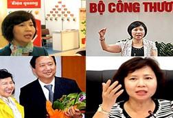 Hồ Thị Kim Thoa: Từ tổng giám đốc đến Thứ trưởng bị khiển trách