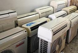 Nóng kỷ lục 40 độ: Điều hòa, tủ lạnh cũ giá dưới 3 triệu hút khách