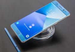 Samsung chính thức công bố nguyên nhân Galaxy Note7 phát nổ