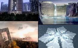 8 khách sạn, resort đẹp như tranh vẽ sẽ xuất hiện trong tương lai