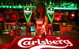 Bia Carlsberg cắt giảm 2.000 nhân viên