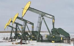 Giá dầu tăng mạnh nhờ giá USD giảm