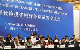 Philippines bất ngờ gia nhập AIIB vào phút chót
