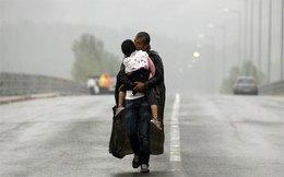 Doanh nghiệp chi đậm ủng hộ người di cư ở châu Âu