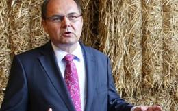 Đức đề nghị Nga giảm nhẹ lệnh cấm vận hàng nông nghiệp