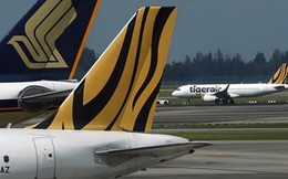 Singapore Airlines thâu tóm Tiger Airways với giá hơn 300 triệu USD
