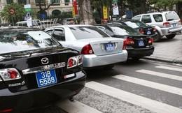 Hà Nội sẽ khoán định mức sử dụng xe công