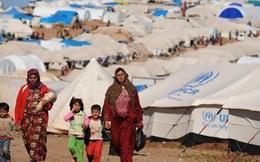Người di cư - gánh nặng quá sức với các nước láng giềng Syria
