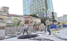 Vận hành thử quảng trường đi bộ đầu tiên tại TP.HCM