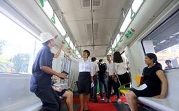 Mẫu tàu đường sắt đô thị Cát Linh - Hà Đông: Nhiều băn khoăn về ngoại hình