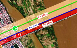 Hà Nội chọn vị trí xây cầu đường sắt cách cầu Long Biên 75m