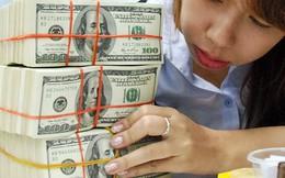 Ngân hàng đẩy giá mua USD lên kịch trần