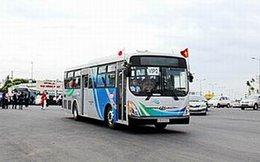 Miễn lệ phí trước bạ cho xe buýt sử dụng năng lượng sạch