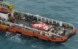 Đã tìm được hộp đen máy bay QZ8501