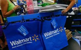 Dầu xuống dưới 35 USD, Walmart thắng lớn