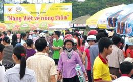 90% hàng Việt được bán tại cơ sở phân phối